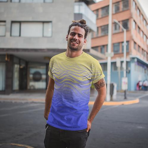 Hyparocks Super Dry Graphic Printed Active T Shirt
