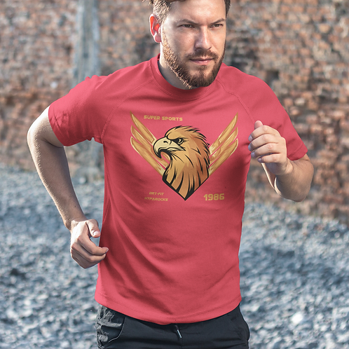 Falcon Power Superdry Active Running Tee