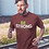 Thumbnail: Be Strong Super Dry Active T Shirt by Hyparocks