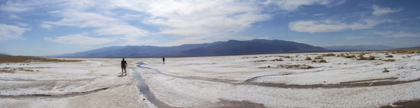 Vallée de la mort, USA