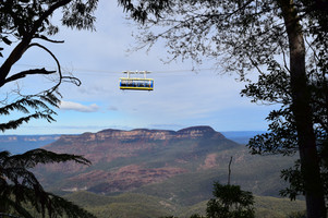 Blue Montains, Australie