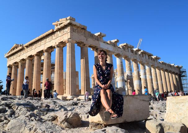 L'Acropole, Grèce