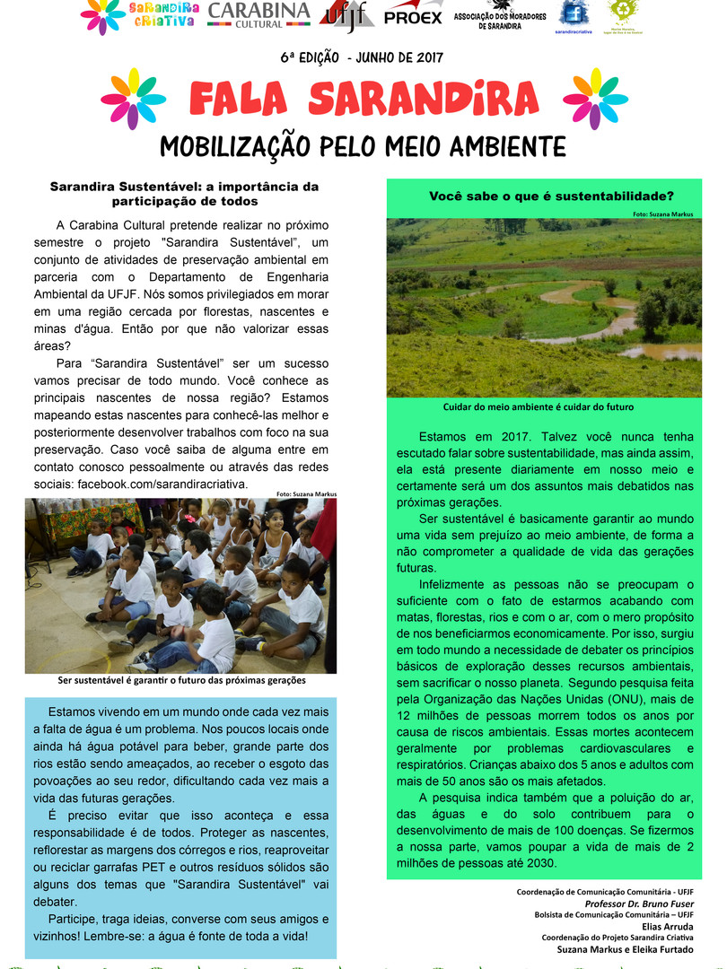 13 MURAL FALA SARANDIRA VI MOB MEIO AMB.