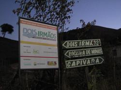 DOCUMENTÁRIO DOIS IRMÃOS - ITAMONTE