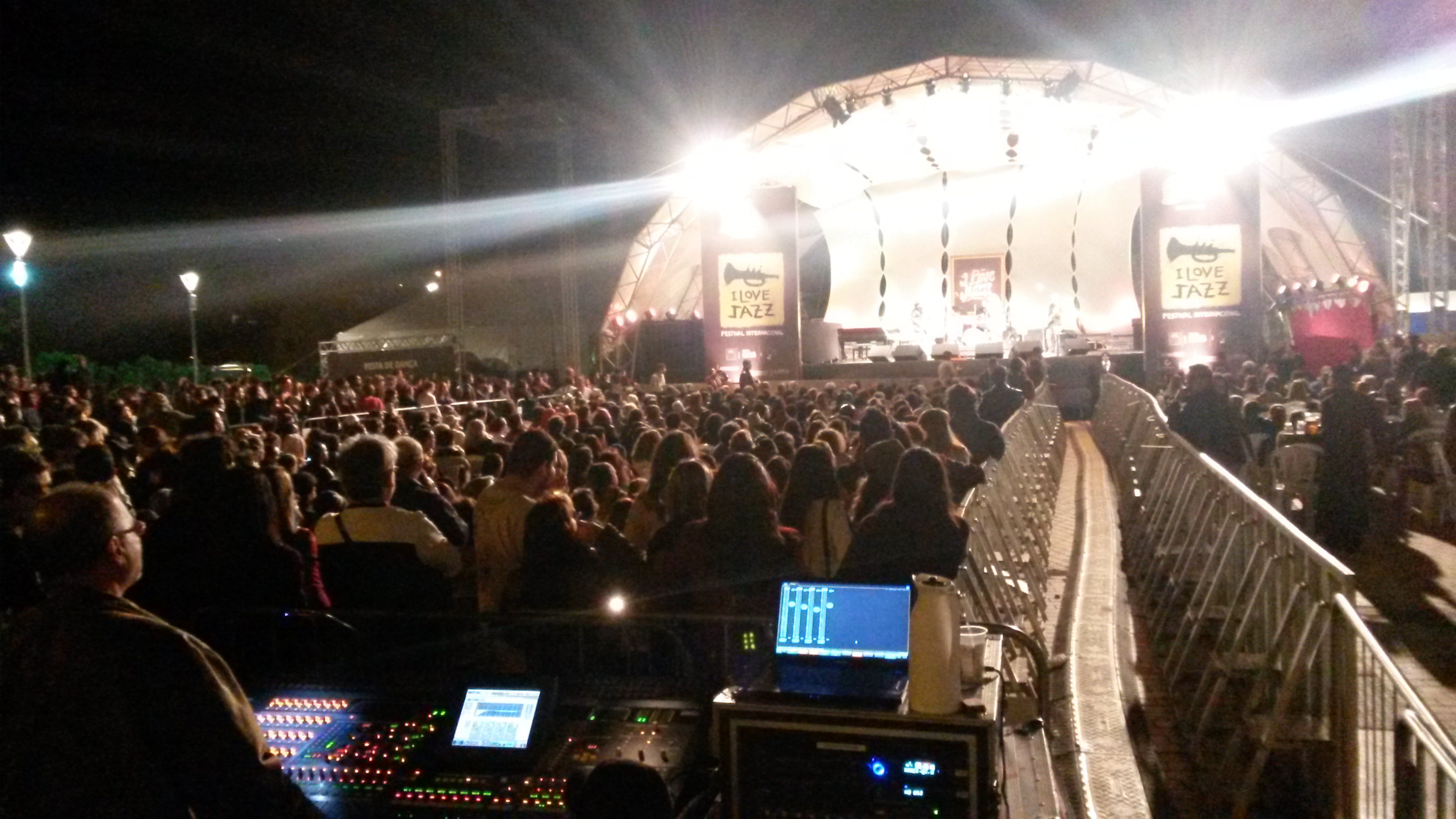 FESTIVAL I LOVE JAZZ 2014