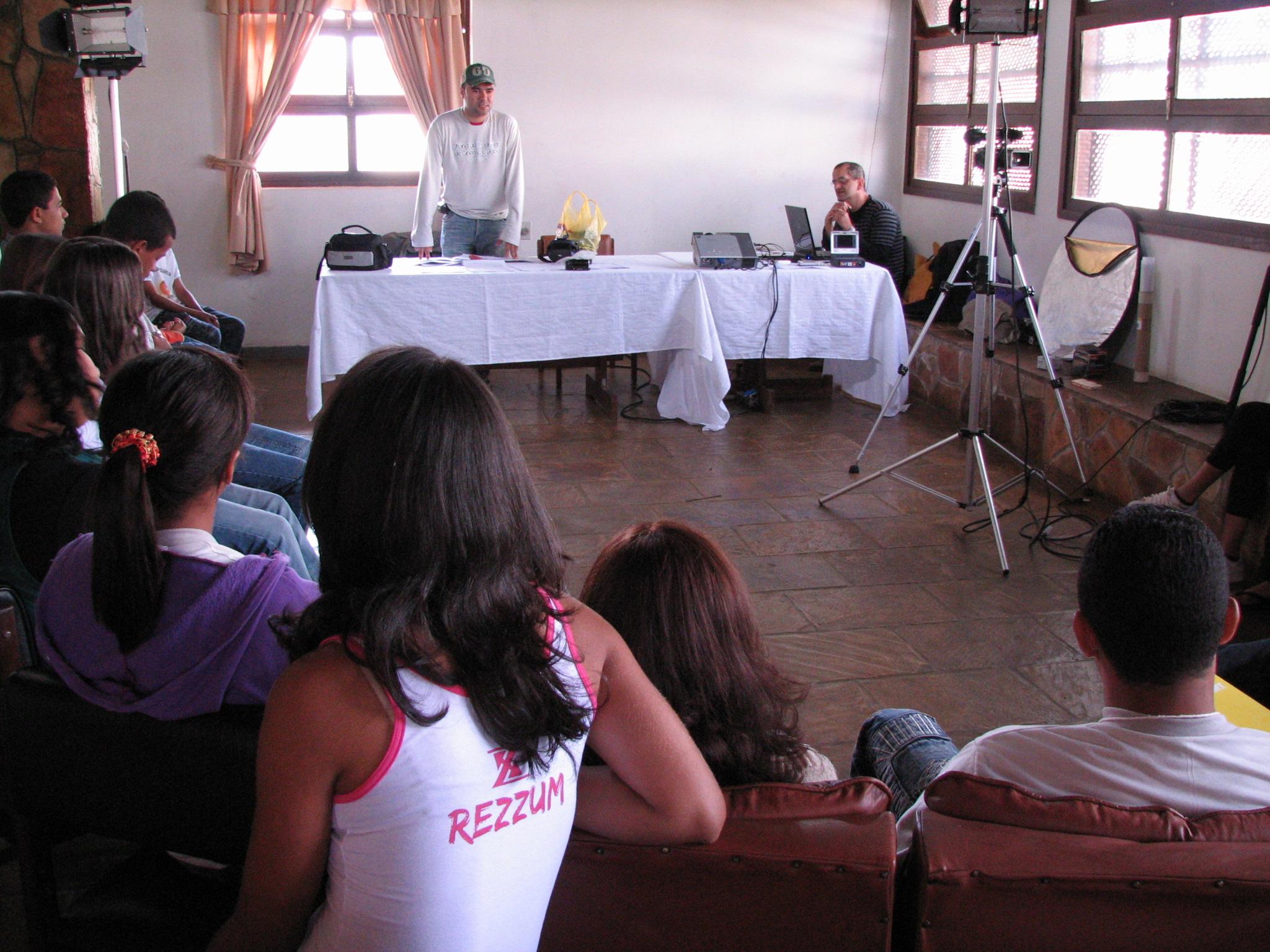 DOCUMENTÁRIO DE GRÃO EM GRÃO 2010