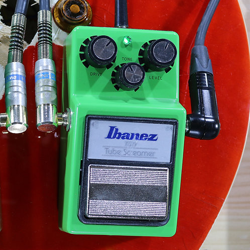 Standard Modification for Ibanez TS9/ TS9DX & MAXON OD9 Tubescreamer