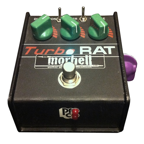 Tone Mod for ProCo RAT/ Turbo RAT