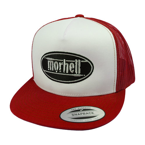 morhell Trucker Cap red