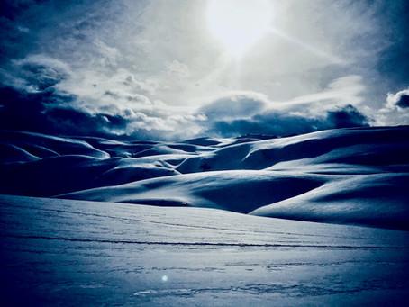Stiller Schnee
