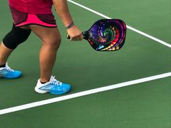 Pickleball racket