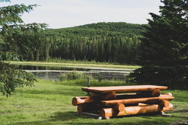 outdoors lake