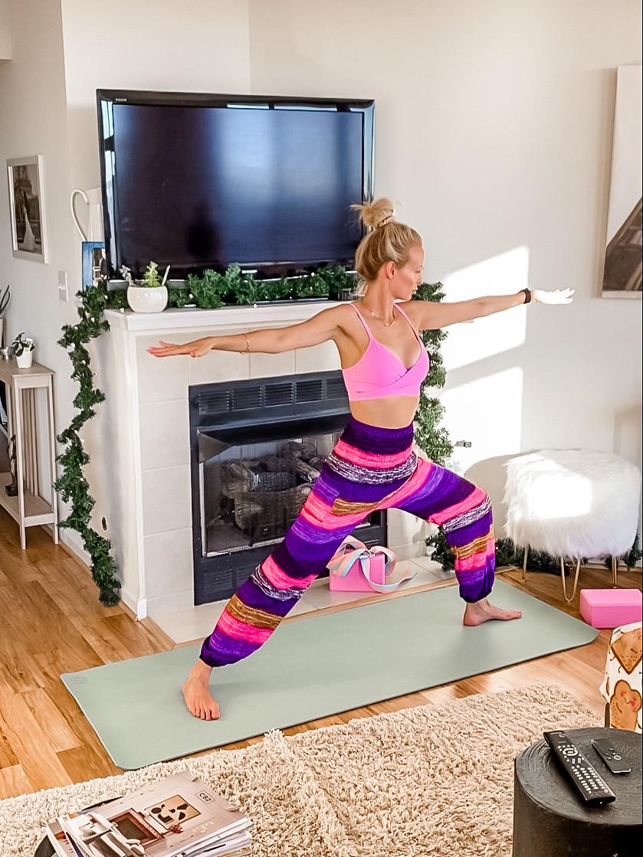 bohemian island harem pants yoga