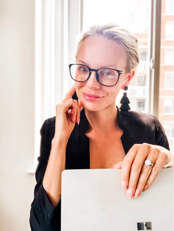 career woman job interview tips
