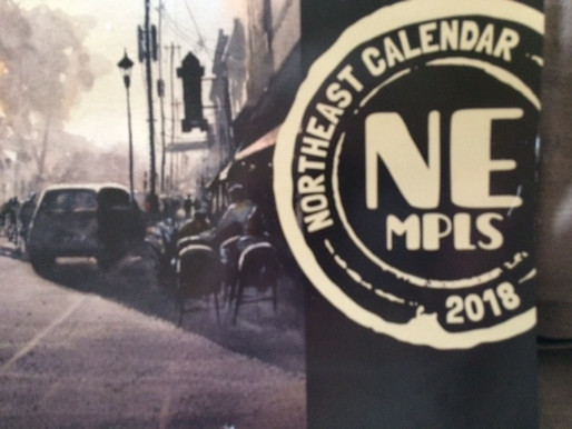 Come in and get your 2018 NE calendar!