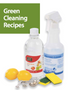 "Get Your ""Recipe Book"" for Green Cleaning Products!"