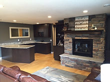 BASEMENT REMODELING in Minneapolis