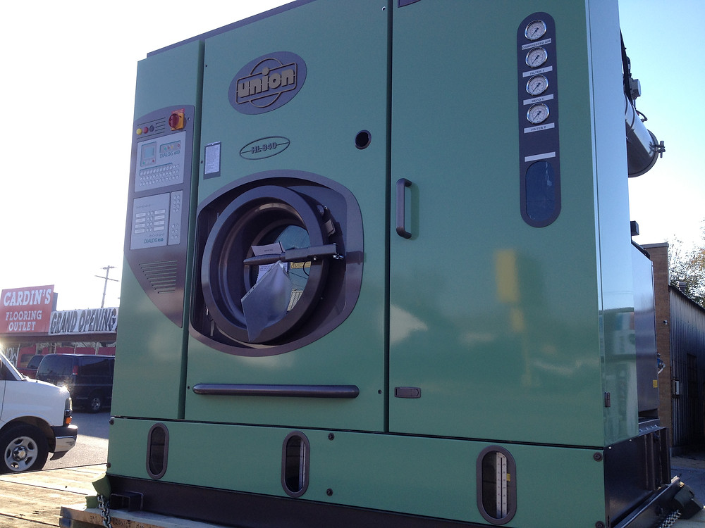 UNION HL840 DRY CLEANING MACHINE