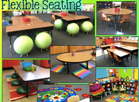Students Love Flexible Seating