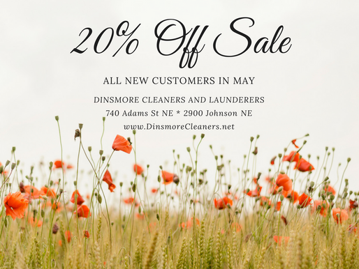 New?  20% Off for New Beginnings!