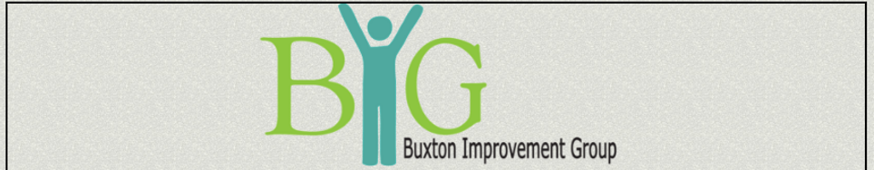 Buxton Improvement Group (BIG) Logo