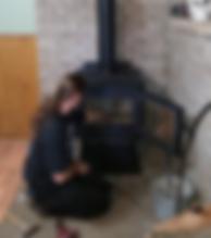 wood stove servic