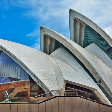 4th=   SYDNEY OPERA HOUSE   19pts (Highly Commended)