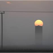 MORNING SUN OVER SILO by Simon Grieve.jpg