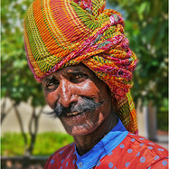 """15th= """"RAJASTHAN MAN"""" 18pts (Highly Commended)"""