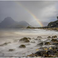 RAINBOW OVER THE BLACK CUILLINS by Mike Cantrell.jpg