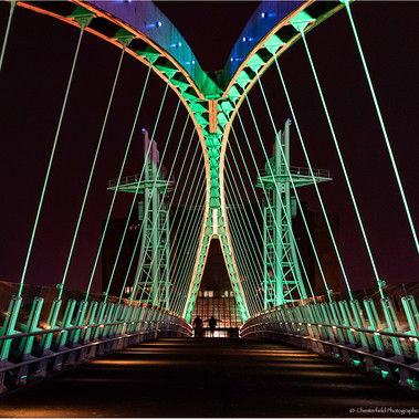 6th= CHAMELEON FOOTBRIDGE SALFORD QUAYS 18pts (Highly Commended)