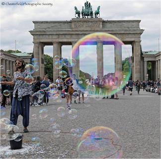 Bustling Bubbling Berlin