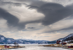 THREATENING SKIES IN NORWAY
