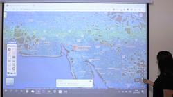 Tela Interativa Google Maps