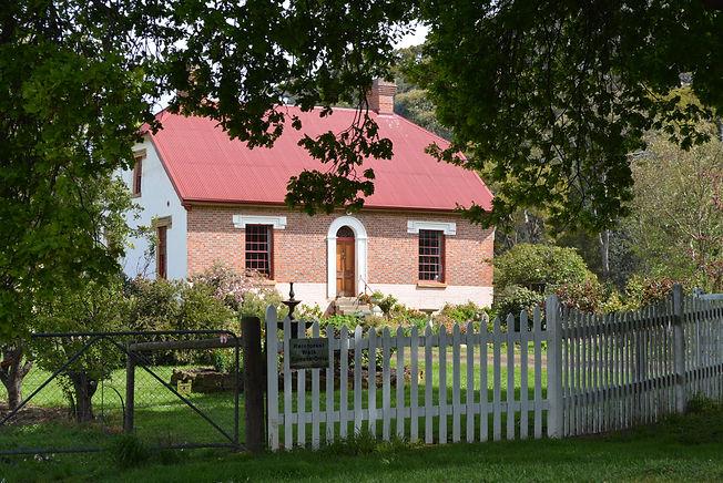 Historic house at Koonya