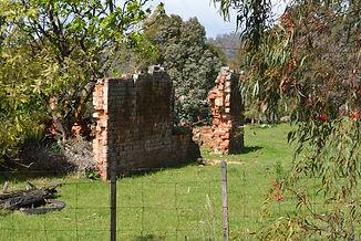 Convict ruins