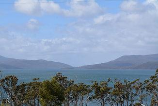Norfolk Bay east to Eaglehawk Neck