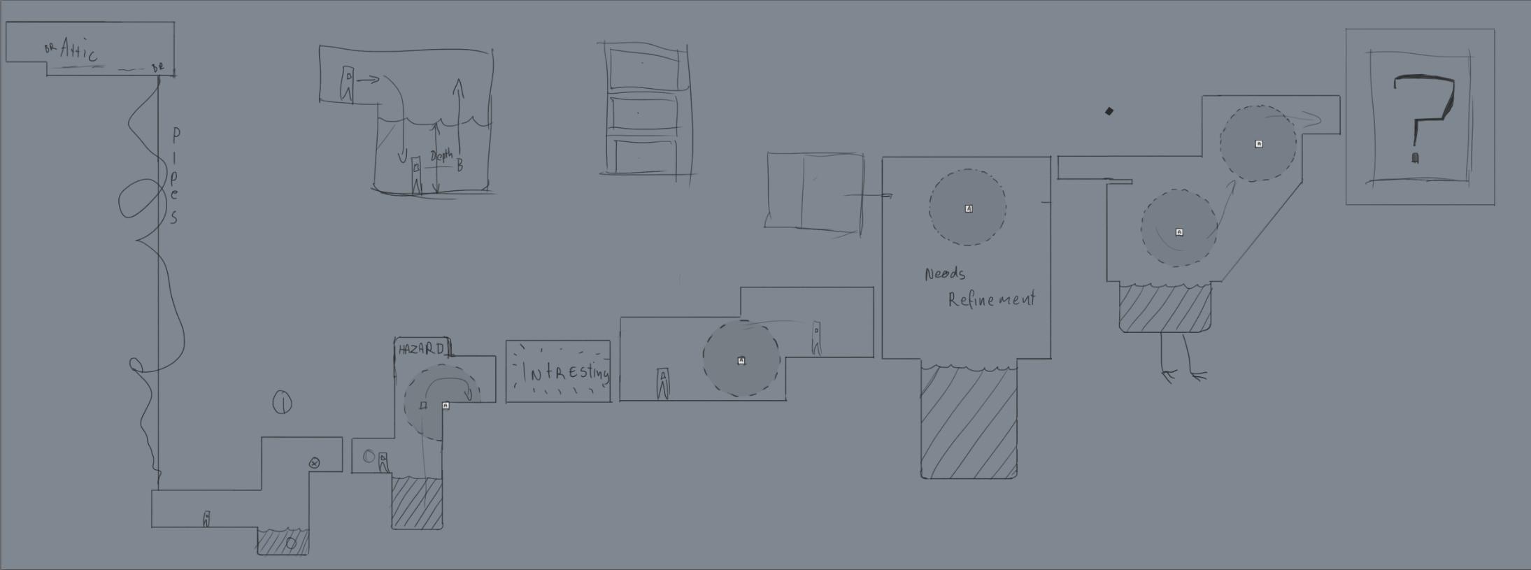 Level Design - Apparatus