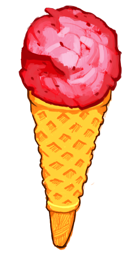 Ice-Cream - Tardis Robot