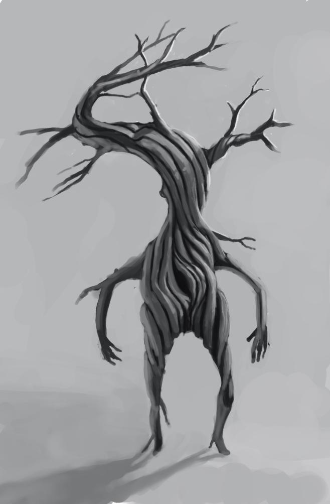 tree child - Face Smith
