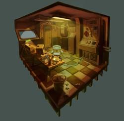 Science Room - Apparatus