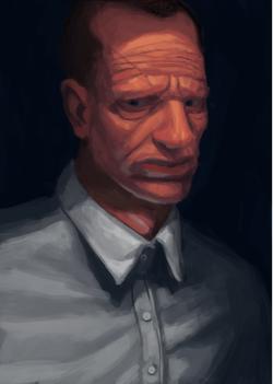 old man - Apparatus