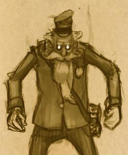 Charon - Psychopomp