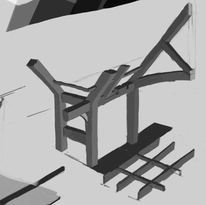 Attis Segments - Apparatus