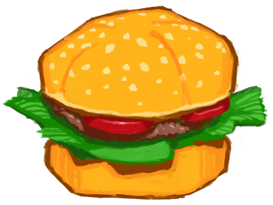 Hamburger - Tardis Robot