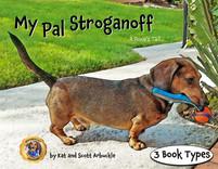 My Pal Stroganoff 3 Book Types