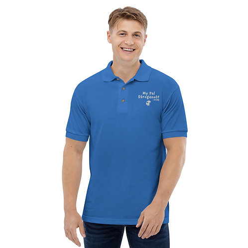 Polo Shirt - Royal Blue