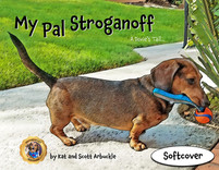 My Pal Stroganoff Softcover Book