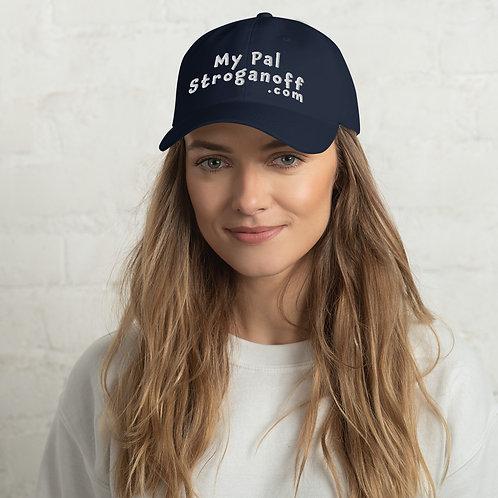 Classic Hat - Navy