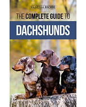 The Complete Guide to Dachshunds by Vanessa Richie. One of the best overall books for dachshund care.